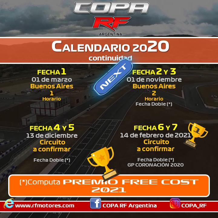 Banner Calendario 2020 CRF Continuación